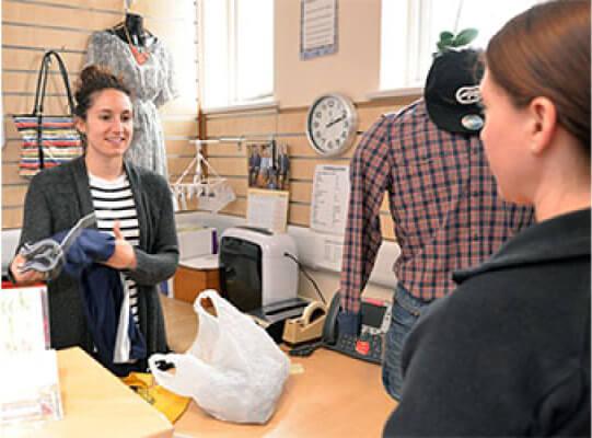 gestion stock tienda retail